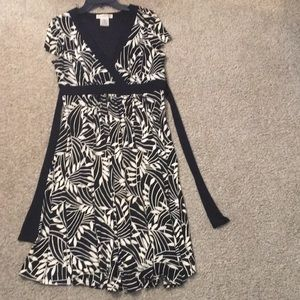 A Maggy London day dress.